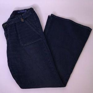 Like-New Gap 1969 Flare Maternity Jeans, 32